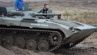 BMP 1 IFV extrem Offroad