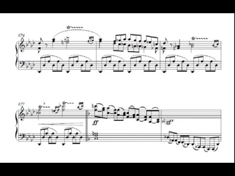 Шуберт Франц - Works for piano solo D.625 Sonata f-moll, 2 movts (fragment)