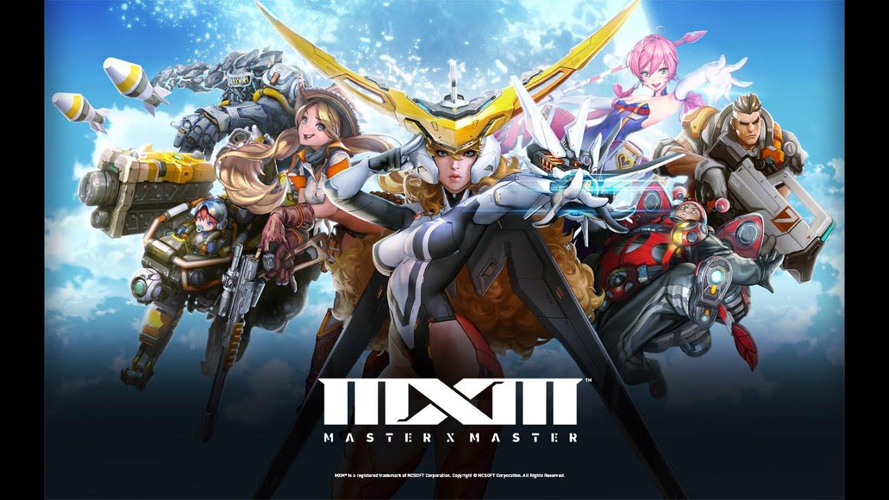Master x Master. Feeding time... 3x3 map. - YouTube