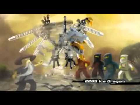 Lego ninjago season1 trailer