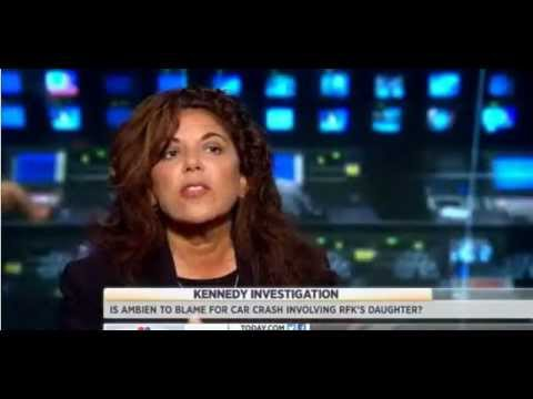 Susan Chana Lask Today Show Interview on Kerry Kennedy Ambien Crash