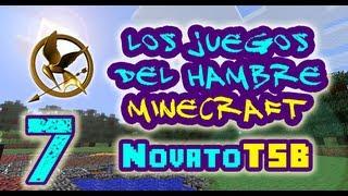 #7: Los Juegos del Hambre [Minecraft] - Matando Sanamente [¡100 Subs /w theBasse!] [GameMMO.Es]