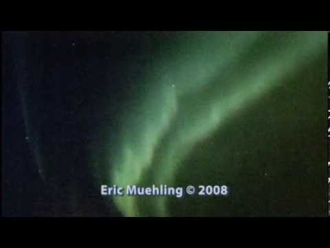 Northern Lights from Fairbanks, Alaska Video
