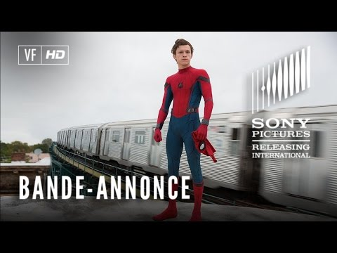 Spider-Man : Homecoming - Première bande-annonce - VF thumbnail