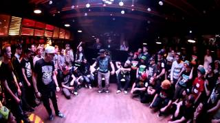 Ilya Prinсev (UglyFate [RSK]) | Judge Showcase | KRUMP CITY GAMEZ| 19/1/14 |
