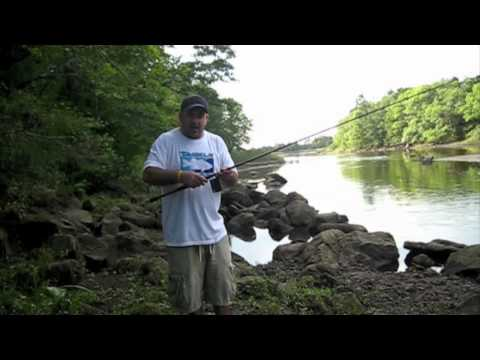 Fishing report - Abu Garcia Vendetta 7.6 Heavy Rod & Overview (TeamRippnLipz1) Video