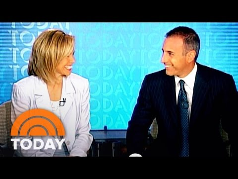 Matt Lauer's 20 Years On TODAY: The Most Memorable Moments   TODAY