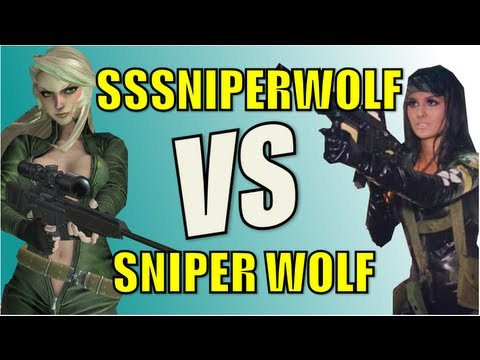 SSSniperWolf vs Girlgonegamer, GirlGoneFaker fake gameplay