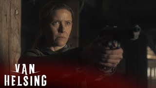 VAN HELSING | Season 2, Episode 2 Clip: Past, Present, Future | SYFY