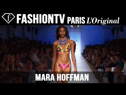 Mara Hoffman Swimwear Show | Miami Swim Fashion Week 2015 Mercedes...
