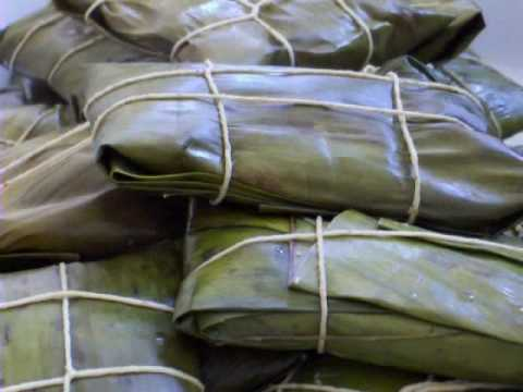 Curso de preparaci�n de TAMALES PERUANOS: Chef Peruano Rafael Punchin: Telf: 4529865: Lima: PERU