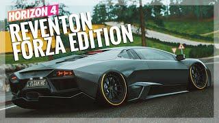 Forza Horizon 4 |How To Unlock The Lamborghini Reventon Forza Edition + Gameplay