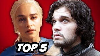 Game Of Thrones Season 4 - Top 5 Prophecies Explained