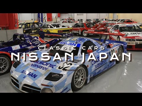 Visiting the Nissan Heritage Collection Japan