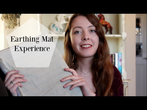 Earthing Mat First Impression + One Month Review    The Truth About Foxes