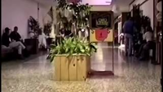 Tour of the Athens Mall in Athens Ohio 1992