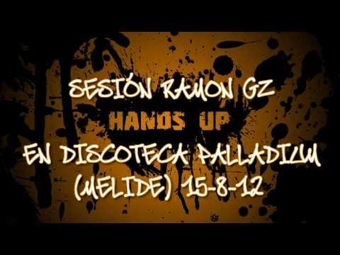 Sesión Ramon Gz @ Palladium Melide (15-8-12)