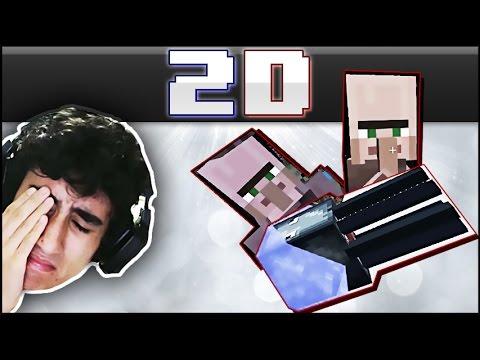 SÓ TEM MORTE NESSA SÉRIE! D: - Minecraft 2D #1