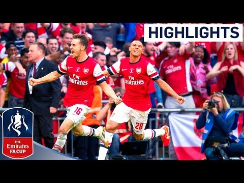 Ramsey Goal - FA Cup Final | Goals & Highlights