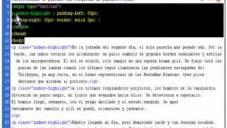 Curso XHTML, CSS y JavaScript
