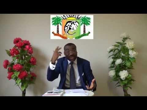 DEBAT AUTOUR DE LA TRANSITION EN COTE D' IVOIRE EN 2015: