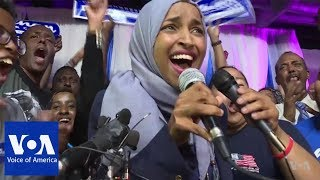 Ilhan Omar Closer to Becoming First African Refugee in Congress