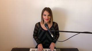 Download Lagu Wave by Justin Timberlake Cover by Andrea Hamilton with Chords Gratis STAFABAND