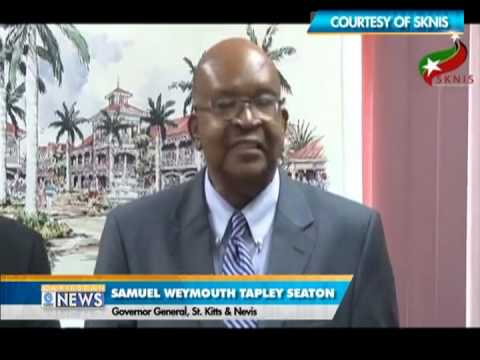 New Governor General sworn in St. Kitts and Nevis | CEEN Caribbean News | Sept 4, 2015