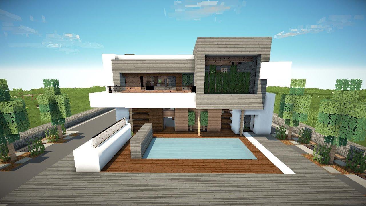 Как сделать дом в стиле модерн 230