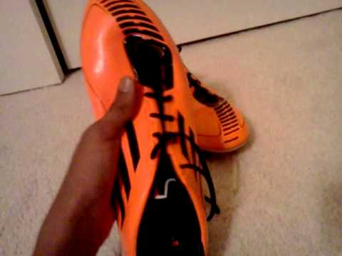 Adidas F30 Adizero Soccer Cleat (Warning/Black/White) Review