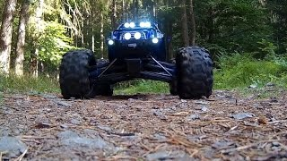 Traxxas Summit - Epic Forest Trail
