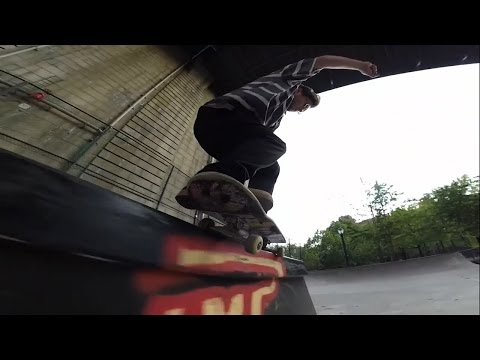 Skate All Cities - GoPro Vlog Series #058 / Last Try Counts