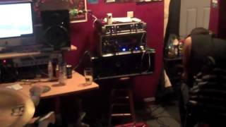 EYES SET TO KILL - New Album Pre-Production Sessions #1