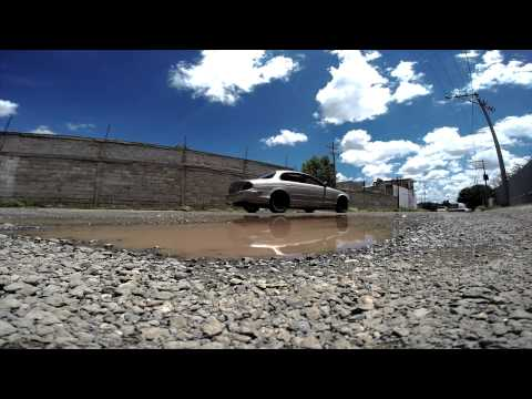 Especial - Baches Zacatecas y Guadalupe.