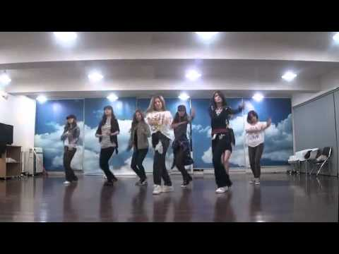 Girls' Generation - Mr. Taxi Dance Ver. video