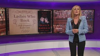 Ladies Who Book: Steve Bannon   August 9, 2017 Act 1   Full Frontal on TBS