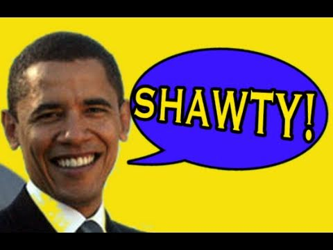 Songify This - Obama Sings to the Shawties (replay extended)
