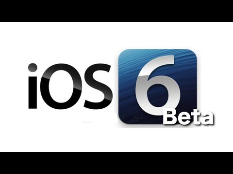 How To Install iOS 6 FREE Without Developer Account On iPhone 4S/4/3GS iPad 2/3 iPod 4G iOS 6.0 Beta