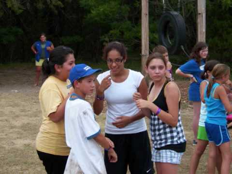 Youtube Preteen Camp Slide Show 2009 video