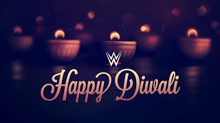 Superstars wish the WWE Universe a Happy Diwali