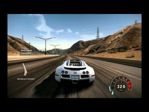Corvette Stingray   Wanted 2012 on Need For Speed  Most Wanted  A Revved Up Racing Game   Worldnews Com