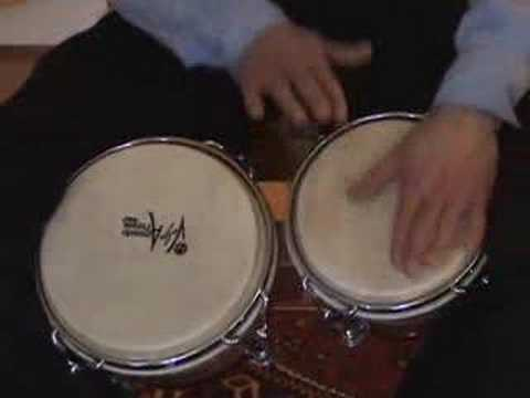 Bongo Drumming with Trevor Salloum #1: The Martillo Music Videos