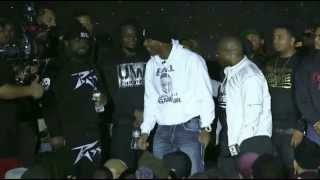 Hitman Holla VS O Red - UW Battle League (LINK)