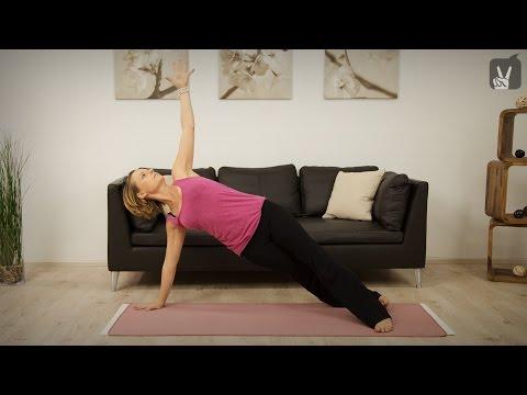 Yoga: Top 5 Posen für einen schlanken Bauch