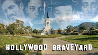 FAMOUS GRAVE TOUR - Forest Lawn Hollywood #2 (Buster Keaton, Stan Laurel, etc.)