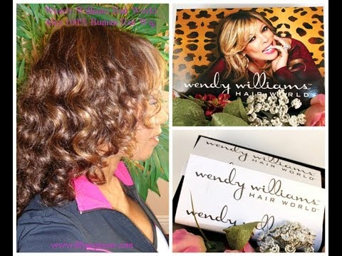 Wig Review: Alex 100% Human Hair Wig by Wendy Williams