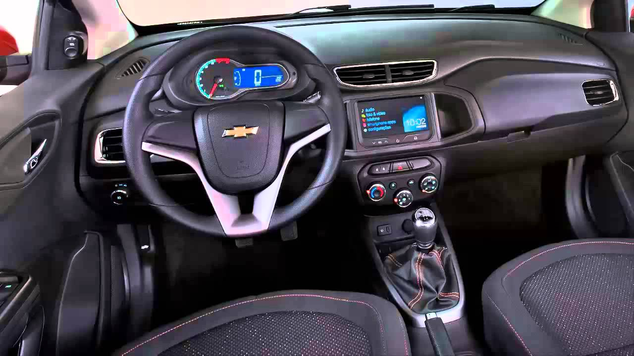 Chevrolet Onix Interior Car Interior 2013 Chevrolet