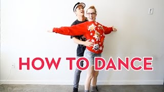 Download Lagu How To Dance In The Club | Kyle Hanagami & Haley Fitzgerald Gratis STAFABAND