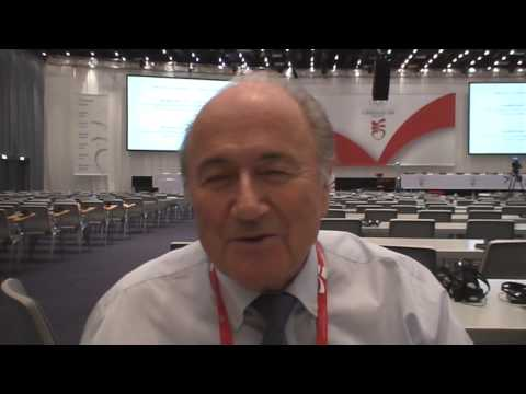 Joseph Blatter: Does sport need a World-Anti-Corruption-Agency?