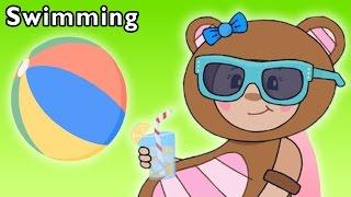download lagu Fun Pool Time  Swimming And More  Baby gratis